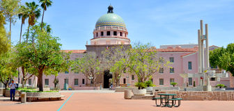 Pima County Courthouse Stock Photography