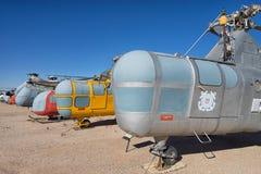 PIMA-Lucht en Ruimtemuseum Tucson Arizona stock foto's