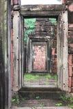 Pimai ancient, Thailand. Stock Image
