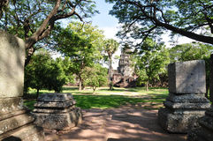 Pimai Castle. Royalty Free Stock Images