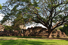 Pimai Castle. Royalty Free Stock Photography