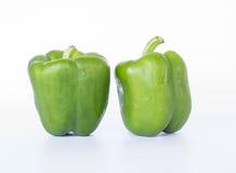 piment vert Photo libre de droits