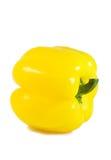 Pimenta amarela Fotos de Stock