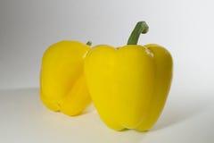 Pimenta amarela Imagem de Stock