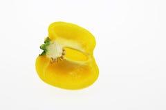 A pimenta da cor fotografia de stock
