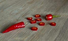 Pimenta de pimentão Imagem de Stock Royalty Free