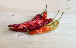 Pimenta de pimentão secada Fotos de Stock Royalty Free