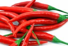 Pimenta de pimentão vermelho fotografia de stock royalty free