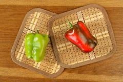 Pimenta doce Fotografia de Stock