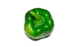 Pimenta doce verde Foto de Stock