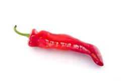 Pimenta doce vermelha Fotos de Stock Royalty Free