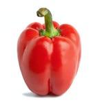 Pimenta doce vermelha. Foto de Stock Royalty Free