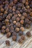 Pimenta preta Foto de Stock Royalty Free
