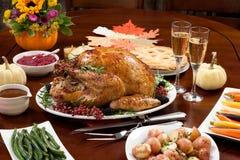 Pimenta Turquia para a ação de graças Fotografia de Stock