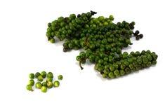 Pimenta verde Fotos de Stock Royalty Free