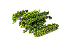 Pimenta verde Imagens de Stock Royalty Free