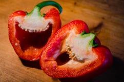 Pimenta vermelha Fotografia de Stock Royalty Free