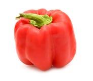 Pimenta vermelha gorda Foto de Stock Royalty Free