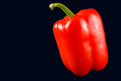 Pimenta vermelha saboroso. Fotografia de Stock Royalty Free