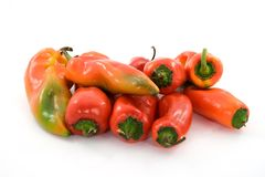 Pimentas Foto de Stock