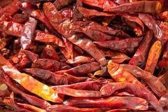 Pimentas de pimentões Fotos de Stock