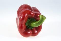 Pimentas de sino vermelhas Fotos de Stock Royalty Free