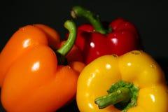Pimentas doces Foto de Stock