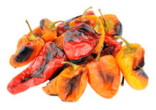 Pimentas doces Roasted Fotos de Stock