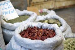 Pimentas picantes Imagem de Stock