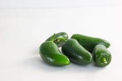 Pimentas quentes Fotos de Stock