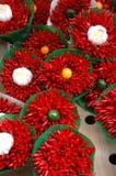 Pimentas vermelhas Foto de Stock Royalty Free