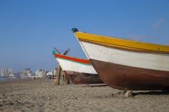 Pimentel plaże w chiclayo - Peru Zdjęcie Royalty Free