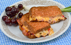 Pimento Cheese and Bacon Royalty Free Stock Image