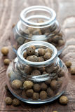 Pimento in a glass Stock Image