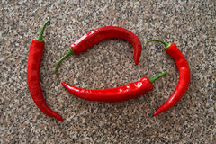 Piments IV Images stock