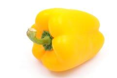 Pimienta amarilla Imágenes de archivo libres de regalías
