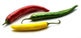 Pimienta de chiles Foto de archivo