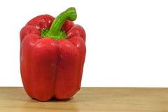 Pimienta dulce roja Fotos de archivo