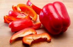 Pimienta roja Foto de archivo