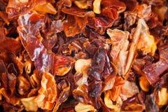 Pimienta roja del chile picante de la especia del habanero Imágenes de archivo libres de regalías