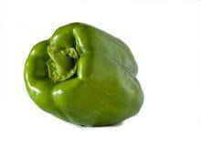 Pimienta verde Imágenes de archivo libres de regalías