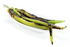 Pimienta verde Foto de archivo