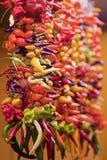 Pimientas Fotografía de archivo libre de regalías