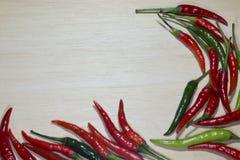 Pimientas picantes Fotografía de archivo libre de regalías