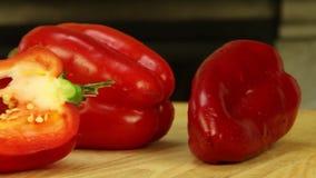Pimientas rojas dulces