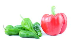 Pimiento Royalty Free Stock Photo