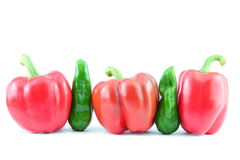 Pimiento Royalty Free Stock Images