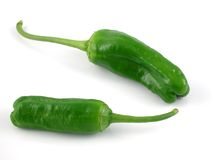 Pimientos Royalty Free Stock Images