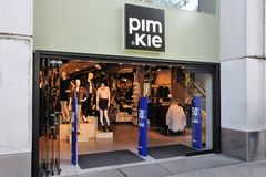 Pimkie store Royalty Free Stock Photography