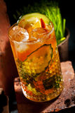 Pimms Cocktail Royalty Free Stock Photography